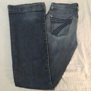 7 of all man kind size 26